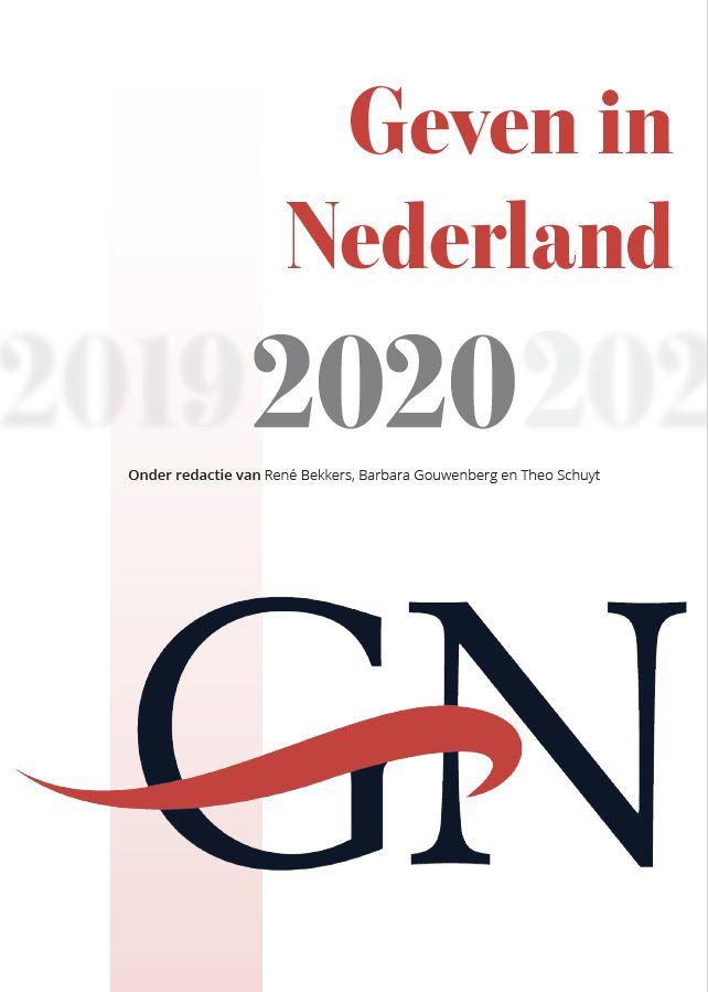 Publicatie Geven in Nederland 2020